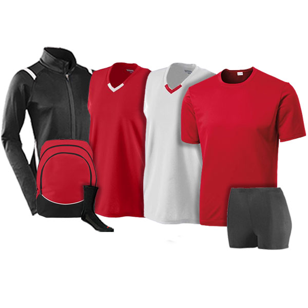 Wicking Mesh Powerhouse Jersey (Total Package)