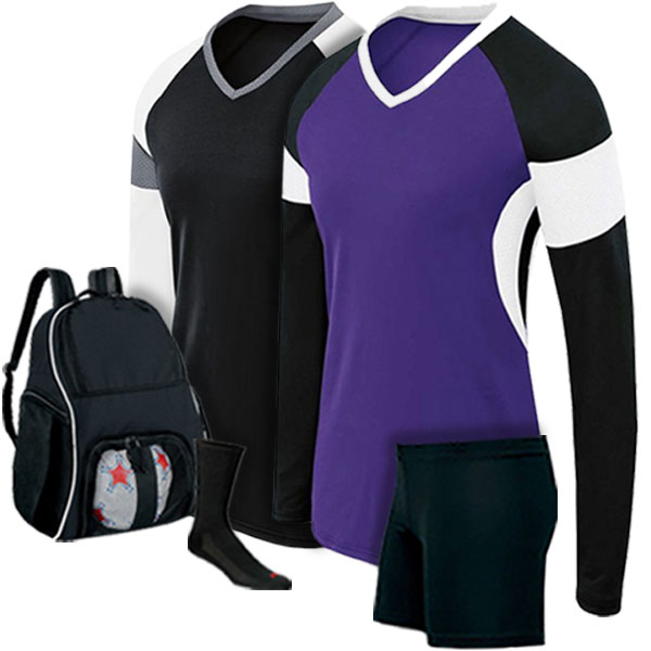 Women's Raptor Long Sleeve Jersey (Complete Package)