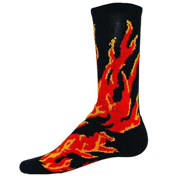 Red Lion Raging Sock