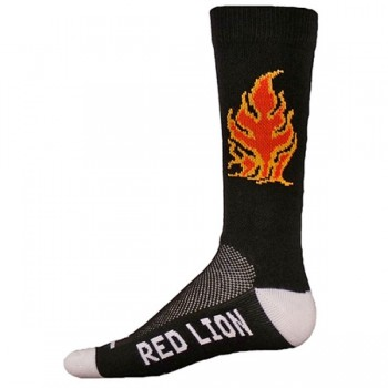 Red Lion Fire Sock