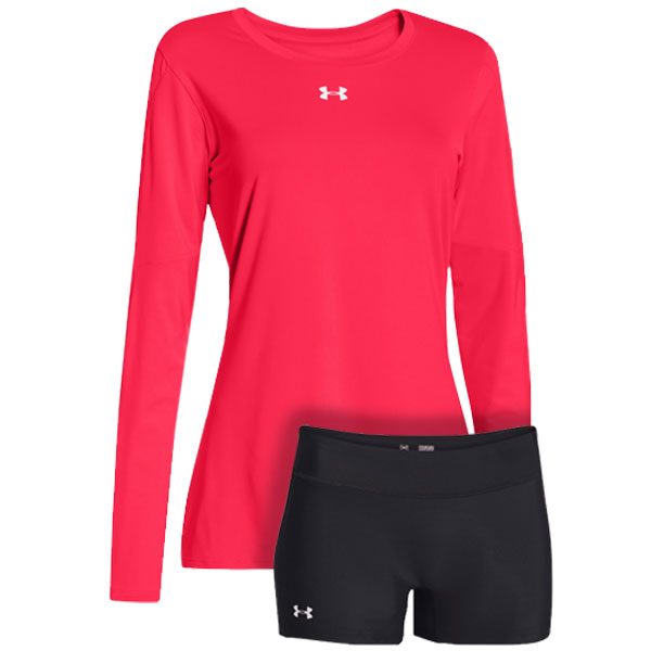 UA Block Party Long Sleeve Jersey (Basic Package)