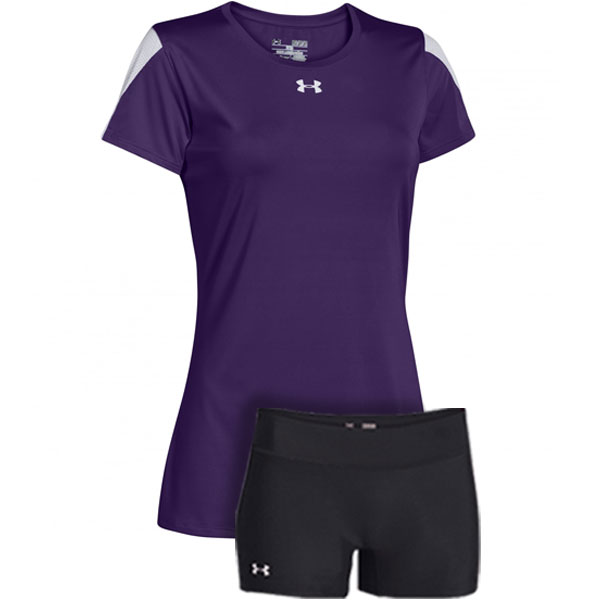 UA Block Party Short Sleeve Jersey (Basic Package)