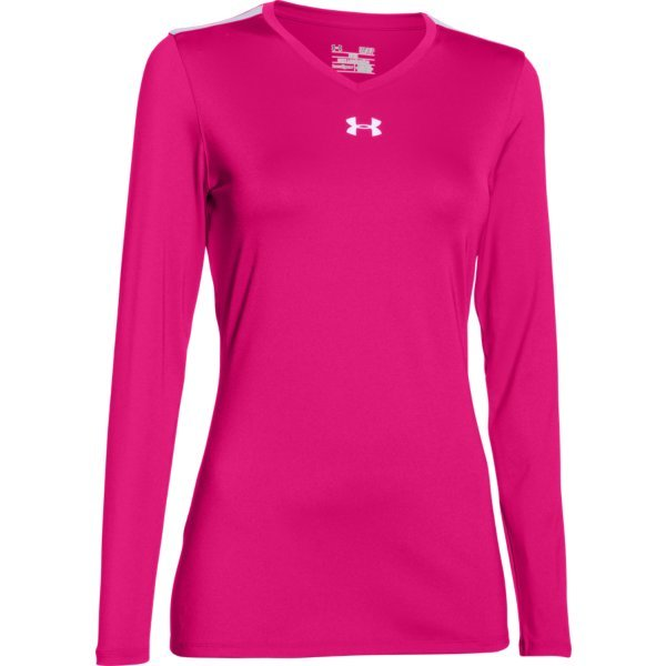 UA Power Alley Long Sleeve Jersey
