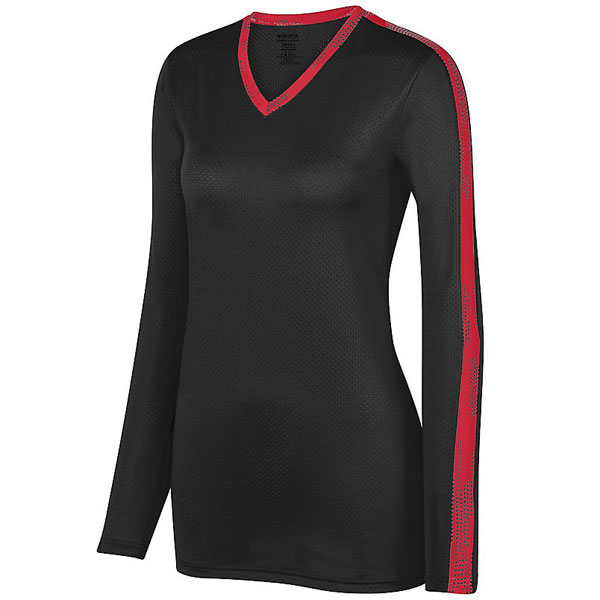 Augusta Ladies Vroom Jersey